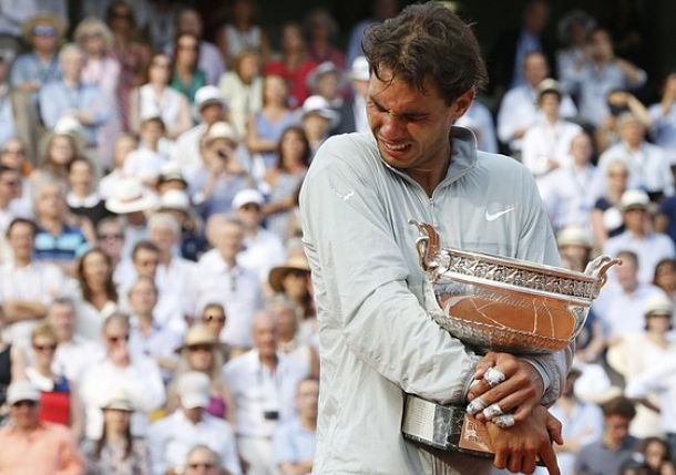 The Top 10 Tennis Tearjerkers of 2014