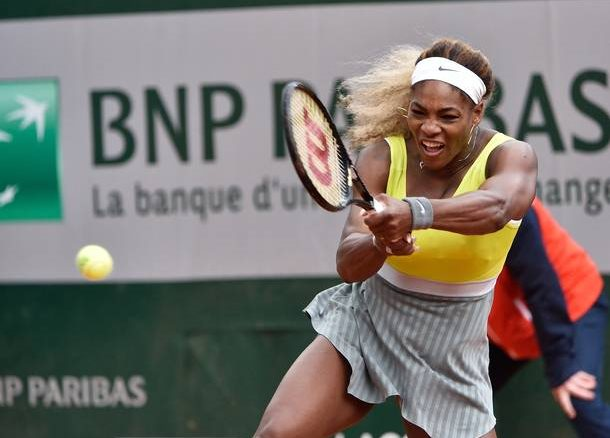 Serena and Venus Lose on Same Day at French Open