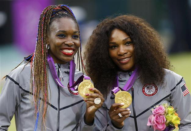 Venus: Olympics More Meaningful Than Majors