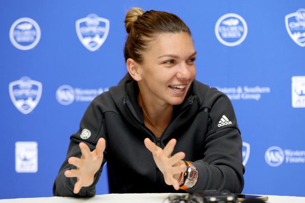 Simona Halep Drove Six Hours from Buffalo to Cincinnati after Scary Experience in Private Plane