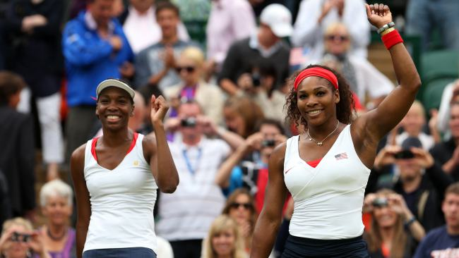 D.C Tennis Facility To Be Named for Williams Sisters