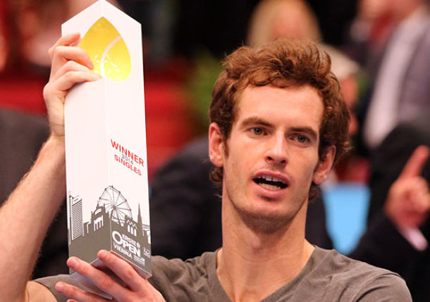 Murray Nets Vienna Title with Late Surge