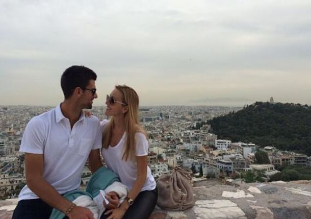 It's a Boy! Novak Djokovic and Jelena Are Parents