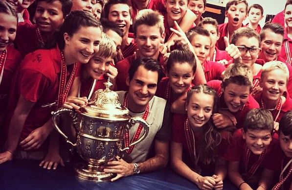 Federer Relishing Chance to Play for No. 1 in Paris and London