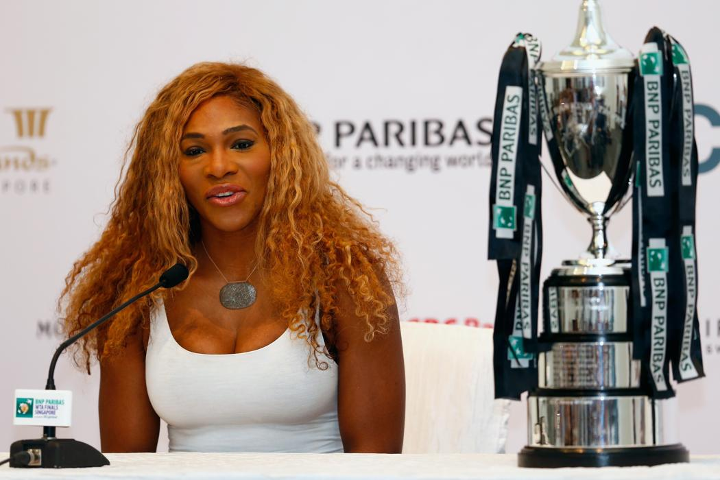 Serena Williams and Maria Sharapova Speak out against Tarpischev