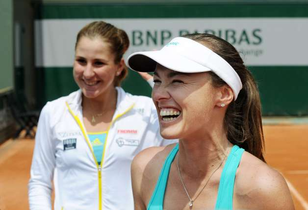 Martina Hingis Says Bencic Has Bigger Game than She Had