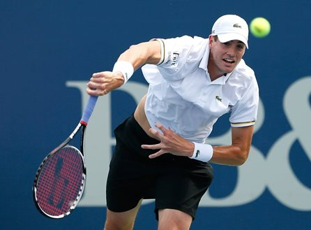 ATP's Top American Taking It All In Stride at Citi Open