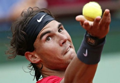Rafael Nadal - 2012 French Open