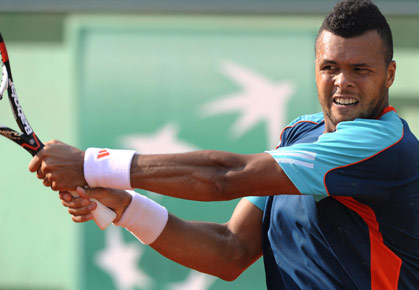 IMG Signs Jo-Wilfried Tsonga