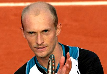Nikolay Davydenko - 2012 Madrid