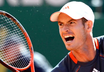 Andy Murray - Monte Carlo 2012