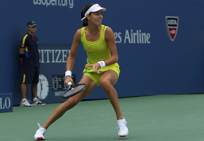 For Ana Ivanovic, Persistence Pays