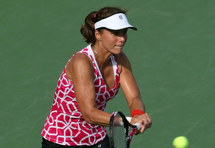 Varvara Lepchenko blogs after her second round match at the 2012 US Open