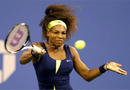 Serena Williams - 2012 US Open