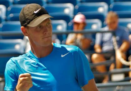Tomas Berdych reaches 2012 U.S. Open quarterfinals by beating Almagro