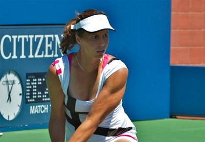 Varvara Lepchenko blogs about her mixed doubles partnership with Donald Young