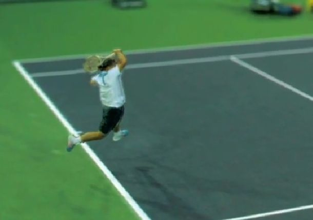 Tennis Highlights Hit a Whole New Level with ATP's FreeD Replays