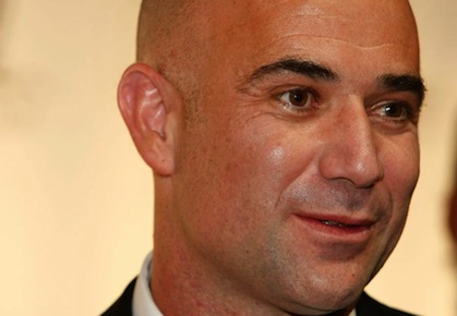 Agassi Opens Up on Tennis, Doping, and More at AO