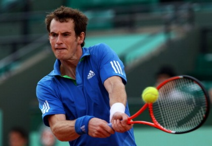 andy murray 2011 french open. (June 1, 2011) Andy Murray