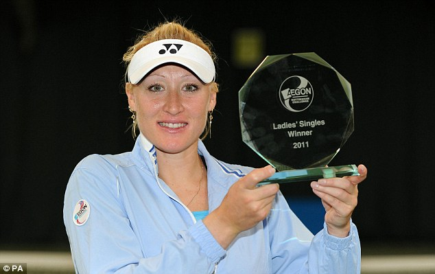 Elena Baltacha Calls It A Career