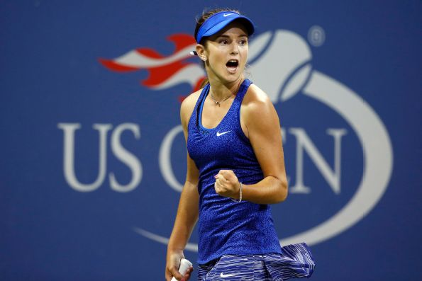 CiCi Bellis' Surprise Run Ends in US Open Second Round