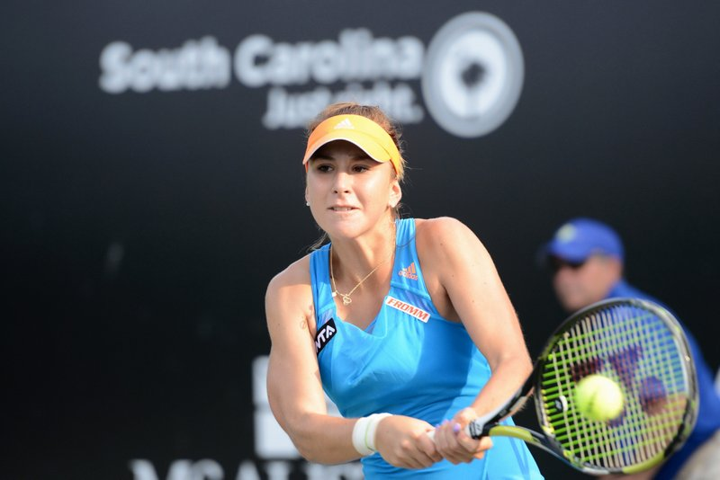 Bencic and Cepelova Book Surprise Semifinal Spots in Charleston