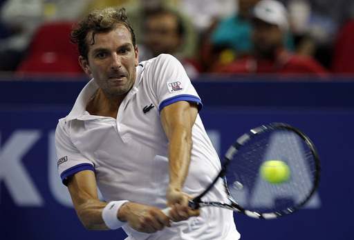 Benneteau Ousts Wawrinka; Faces Sousa in Malaysian Open Finals