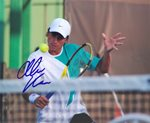 Alex Kouznetsov signature - 2007 Clay Court - Houston, Texas