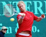 Dmitry Tursunov forehand, 2007 River Oaks Champion