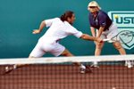 Guillermo Canas slide, 2009 Clay Court, Houston, Texas