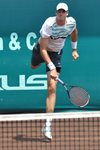 John Isner big serve, 2009 Clay Court