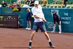Kevin Anderson backhand - 2009 Clay Court - Houston, Texas