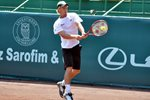 Lleyton Hewitt step in - 2009 Clay Court Champion - Houston, Texas