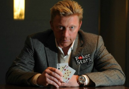 Poker Boris Becker