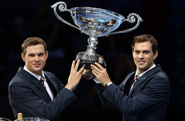 Bryan Brothers Express Concern Over Future of Doubles