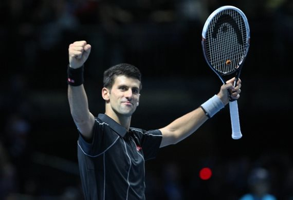 2013 in Review: Novak Djokovic