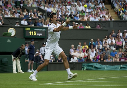 2014 Wimbledon Draw Announced With Djokovic, Williams Top Seeds