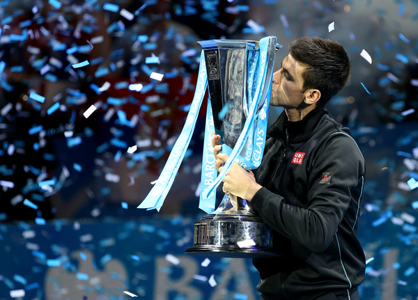 In Nadal's Year, Djokovic Finishes on Top in London