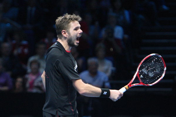 Wawrinka Wins, But Still in Holding Pattern for Semis