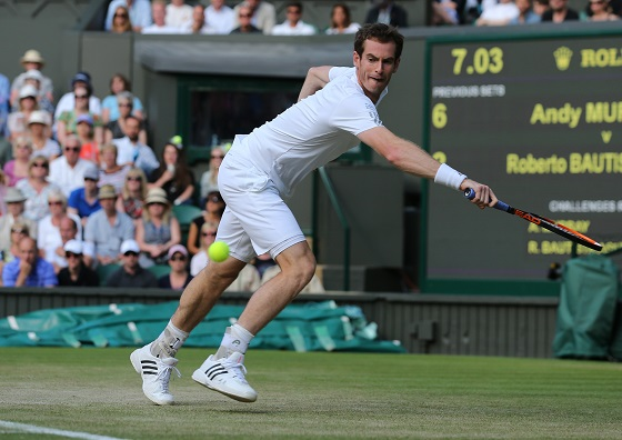 Dimitrov, Murray Edge Closer to Potential Wimbledon Showdown