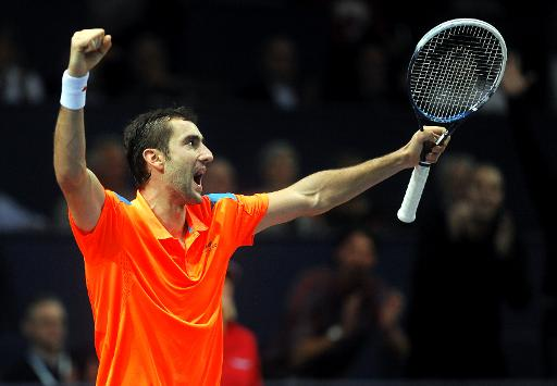 Cilic Wins Fourth Zagreb Title Over Haas