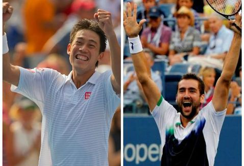 On Tap: Cilic and Nishikori Face Off in Surprise US Open Men's Final