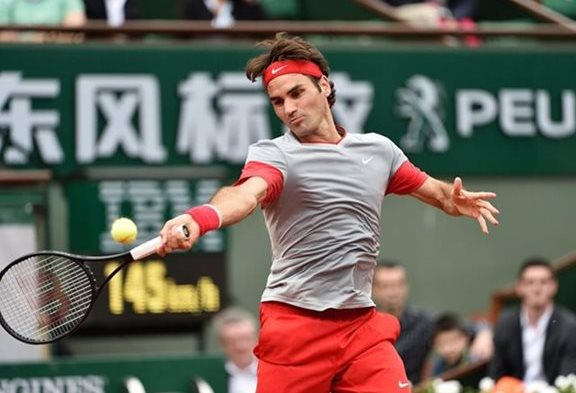 Roger Federer Avoids Djokovic, Nadal and Murray in Bottom Half of Roland Garros Draw