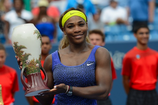 Serena Williams Claims First Cincinnati Title