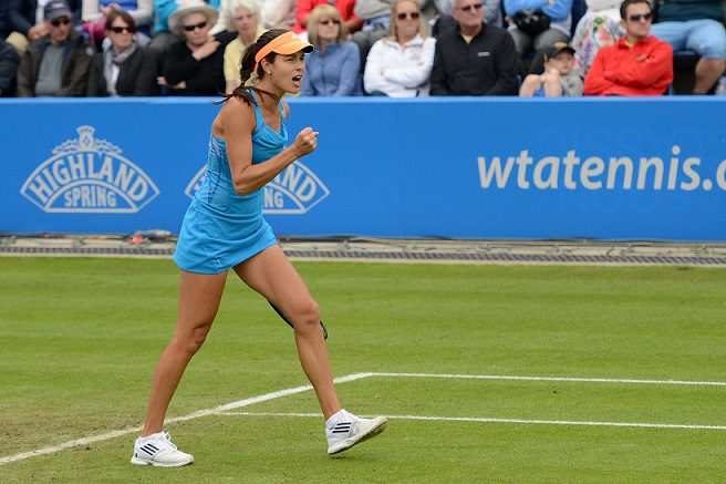 Ana Ivanovic Wins First Grass Court Title at Birmingham