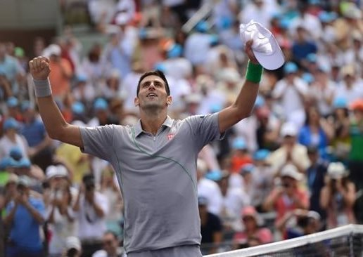 Djokovic Doubles the Pleasure in Win over Nadal