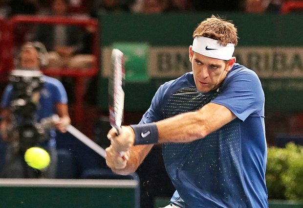 Del Potro Robbed in Paris While Traveling to ATP World Tour Finals