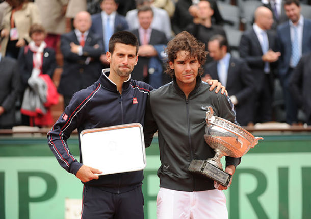 Highlights: Djokovic Forces a Decider in Rome