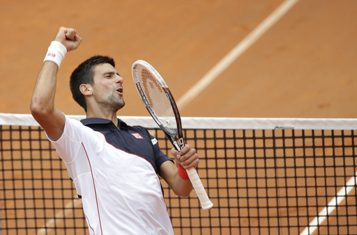 Djokovic Denies Ferrer To Reach Rome Semis
