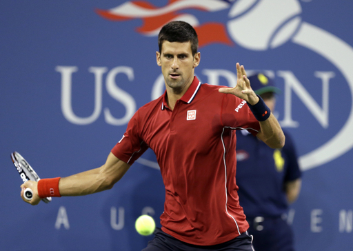 Djokovic Razor Sharp Against Schwartzman on Opening Night